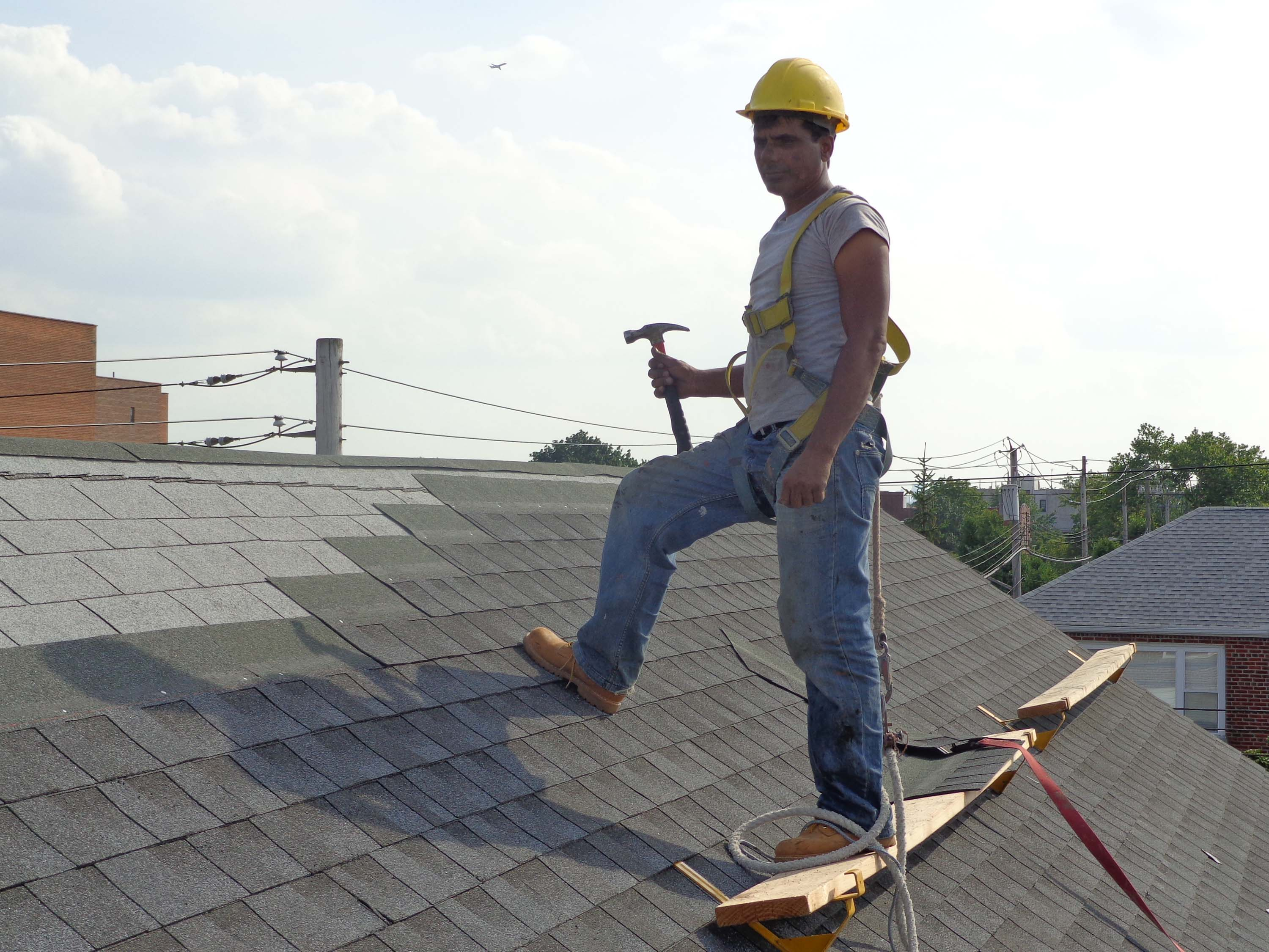 ny shingle roof repairs shingle roof repair contractors new york