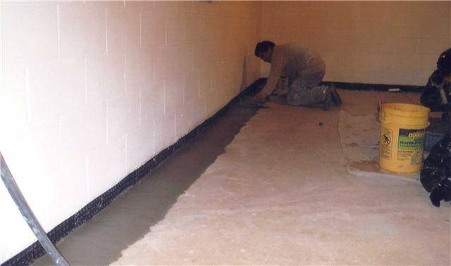 Basement Waterproofing Work NY   Empire Gen Construction USA Inc.
