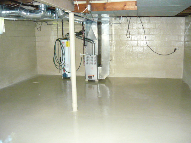 Waterproof Basement Construction : Basement remodeling ideas construction