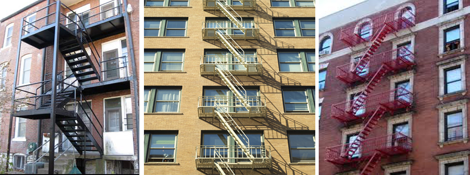 Fire Escape Rebuild Work New York - Empire GEN Construction USA Inc.