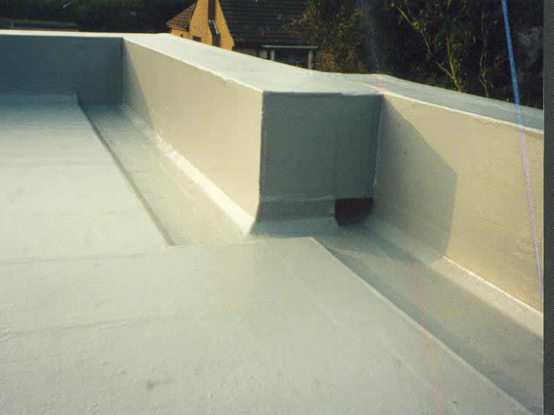 Ny parapet walls rebuilding ny parapet wall repairs for Parapet roof design pictures